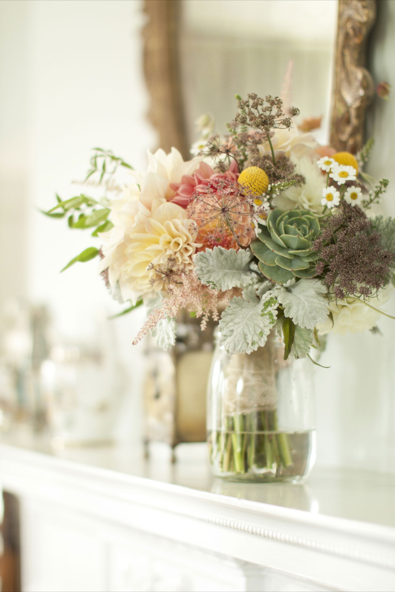 A wedding in cornwall with the most beautiful flowers uk wedding wedding izmirmasajfo